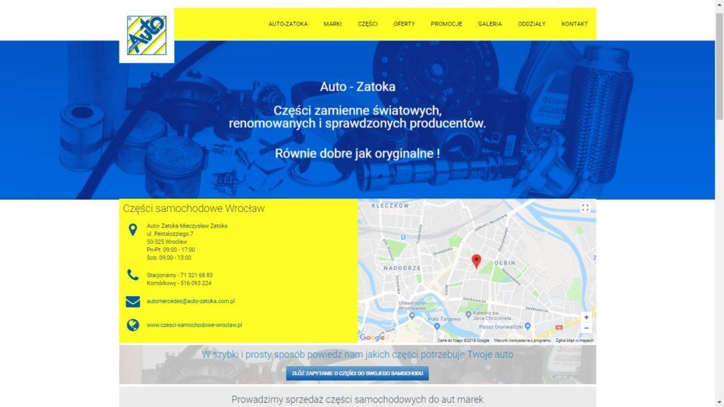 www.czesci-samochodowe-wroclaw.pl